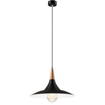 EVA lampa wisząca 1-punktowa czarna / złota