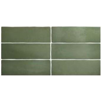 Magma Malachite 6,5x20 zielone płytki