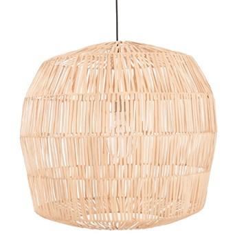 Ay illuminate Nama4 Ø72cm - naturalna, rattanowa lampa wisząca