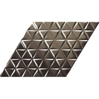Diamond Waves Anthracite 70x40