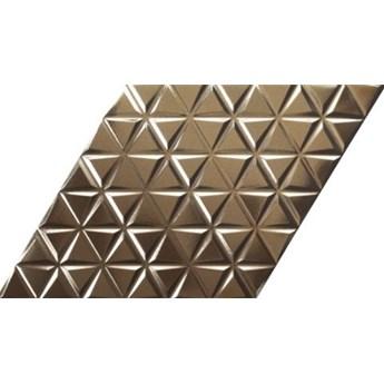 Diamond Waves Gold 70x40