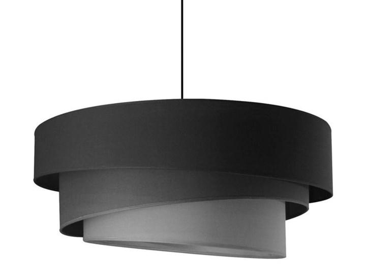IONOS-Lampa wisząca Cylinder Tkanina Ø58cm