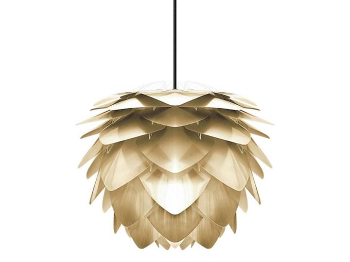 SILVIA-Lampa wiszaca Ø34cm + Kabel Czarny 2,1m