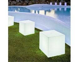 CUBY-Lampa zewnętrzna cube świecący Wys.43cm
