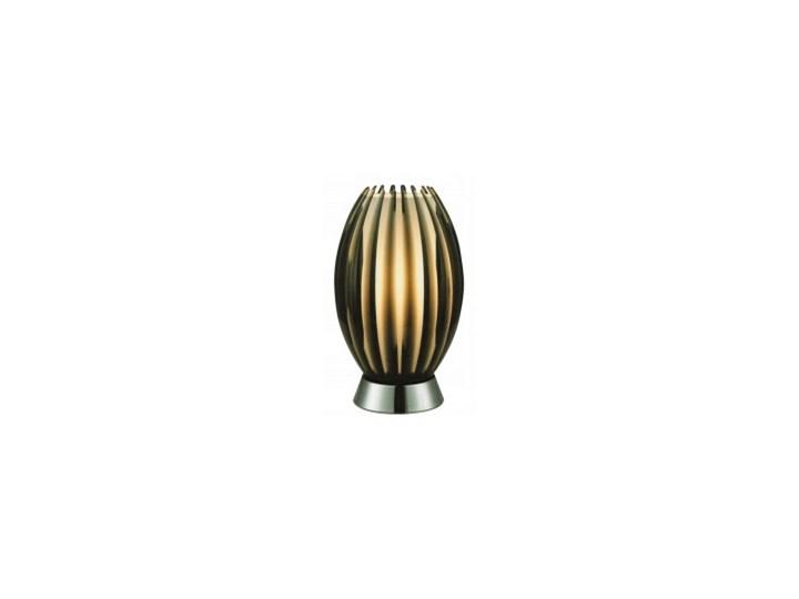 Lampa stołowa Elba AZzardo Wysokość 30 cm Lampa dekoracyjna Lampa z kloszem Styl Vintage