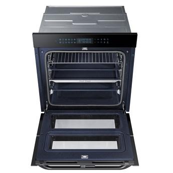 Piekarnik SAMSUNG NV75N7626RB/EO Dual Cook Flex Elektryczny Czarny A+