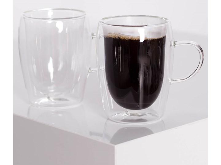 Szklanki Z Uchem Termiczne Do Herbaty 300ml Szklanki Zdjęcia