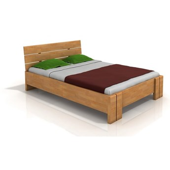 Łóżko bukowe Visby Arhus High