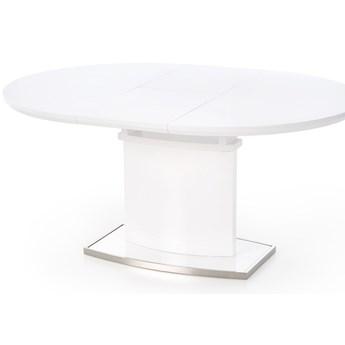 Lakierowany stół na jednej nodze Federico