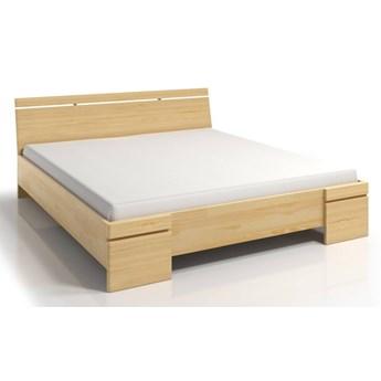 Łóżko sosnowe Skandica Sparta wysokie Maxi