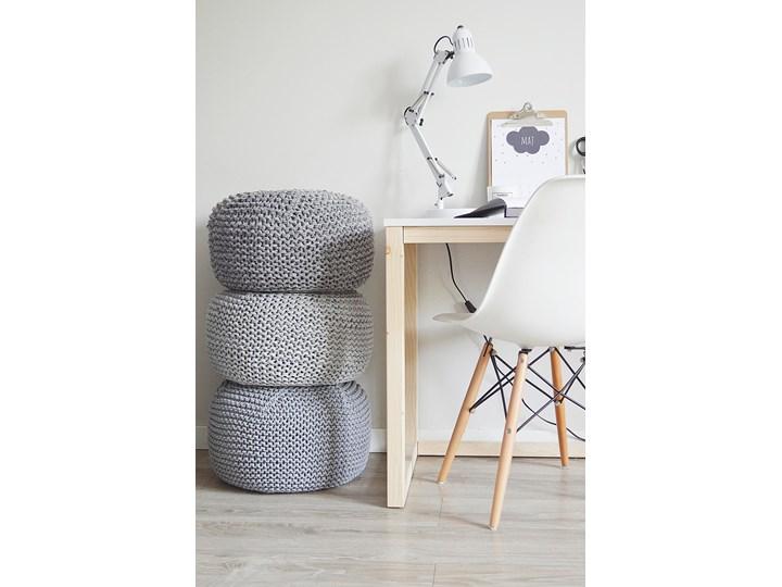 Nowoczesne biurko DES3 w stylu skandynawskim Sosna Głębokość 66 cm Szerokość 100 cm Drewno Kategoria Biurka