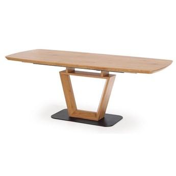 Rozkładany stół na jednej nodze Blacky