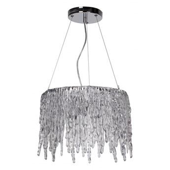 GELATO DUŻA lampa wisząca 3 x 60W E14 nowoczesna kryształowa design Light Prestige LP-2685/3P