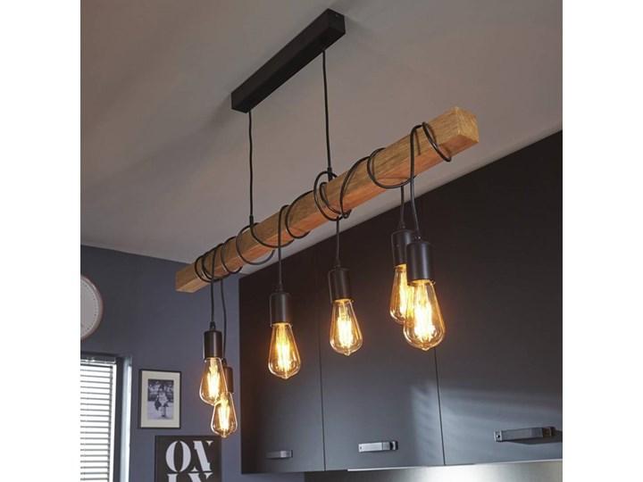 TOWNSHEND-Lampa wisząca 6-punktowa Dł.100cm