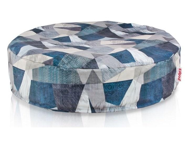 Okrągła poduszka do siedzenia abstract