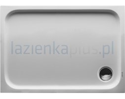 Brodzik Duravit prostokątny 90 cm - Lazienkaplus.pl
