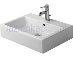 Umywalka nablatowa 50 x 47 cm Duravit Vero 045250 00 00