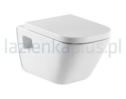 Miska WC podwieszana biała z powłoką Maxi Clean Roca Gap A34647700M