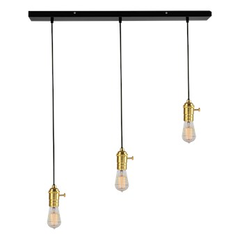 Lampa Simply Light 80x10x3 Mosiądz