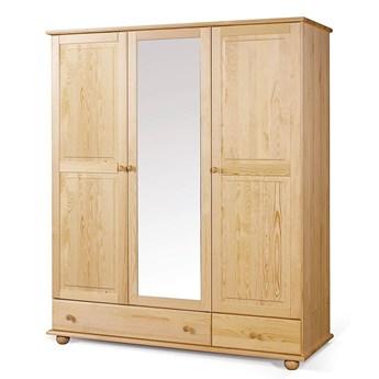 Szafa 150 Classic z lustrem Drewniana