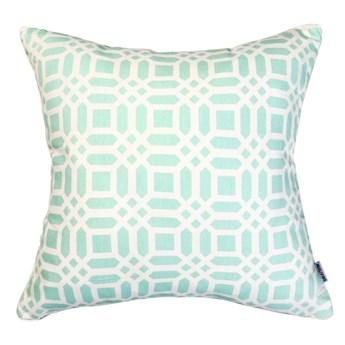Poduszka Ornate Neon Mint 45 x 45 cm