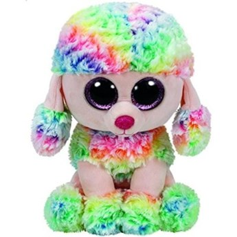 Maskotka TY INC Beanie Boos Rainbow - Kolorowy pudel 24cm 37145