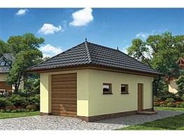 Projekty Garaży Do 35m2 Pomysły Inspiracje Z Homebook