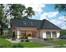Vitoria projekt domu mieszkalnego