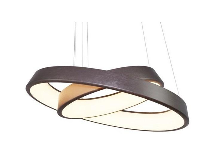 Mcodo Designerska Lampa Led Orbit Do Nowoczesnych Wnętrz Barwa Ciepła 3000k