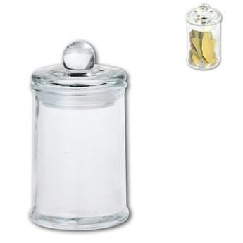 Zestaw 6 słoików z wieczkami Orion, 140 ml