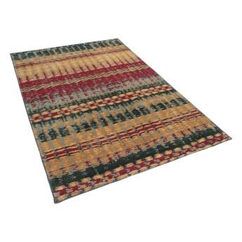 Dywan kolorowy 140 x 200 cm krótkowłosy Maia BLmeble kod: 4260602370444
