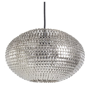 Lampa sufitowa wisząca nikiel - żyrandol - oświetlenie - Esposito kod: 7081457766049