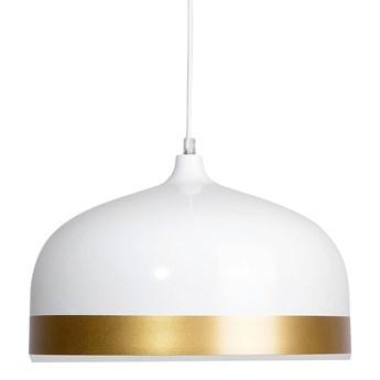 Lampa wisząca biało-złota Engelberto BLmeble kod: 7105271509528