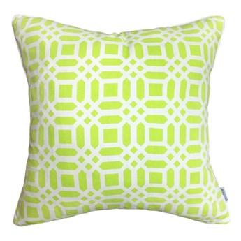 Poduszka Ornate Neon Apple 45 x 45 cm