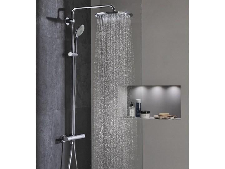 Grohe Euphoria System 310 Zestaw Prysznicowy Z Termostatem ścienny
