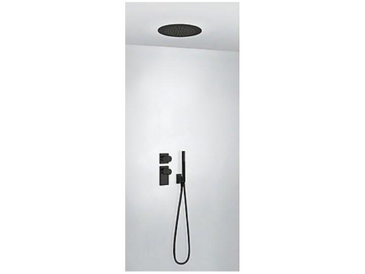 Tres Block System Podtynkowy Zestaw Prysznicowy Termostatyczny Z