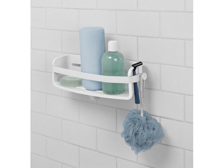 Umbra Półka Pod Prysznic Biała Plastikowa Flex Gel Lock
