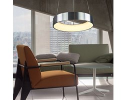 MCODO ::  Aluminiowa lampa led COSMO RP RAW 36W  60cm z barwą ciepłą 3000K