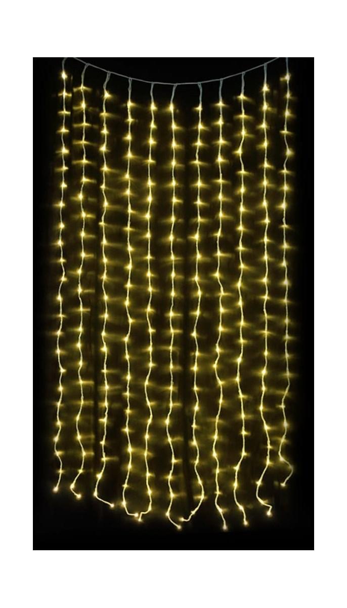 Vidaxl świąteczna Siatka Led 79x042 M