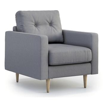 Fotel Pure, Gris