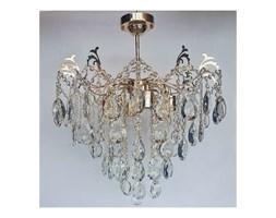 LAMPA sufitowa VEN E 1285/6 kryształowa OPRAWA żyrandol pałacowy crystal przezroczysta