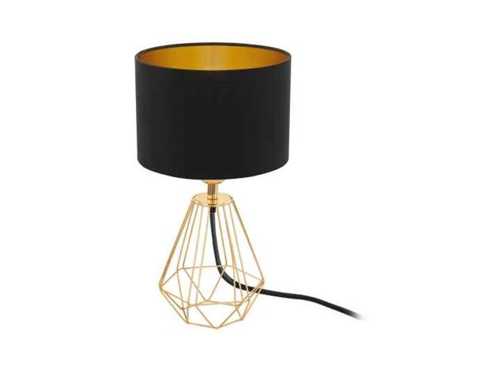 Eglo Carlton 2 95788 Lampa Stołowa Oprawa Druciana Abażurowa 1x60w