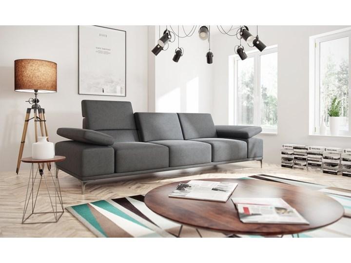 Sofa Lazarro 236 cm Głębokość 100 cm Szerokość 180 cm Modułowe Kolor Szary