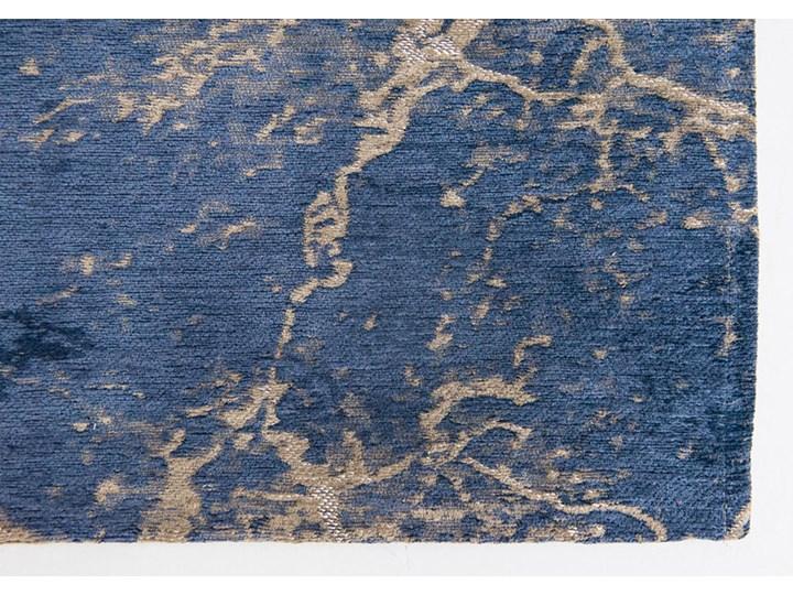Dywan Nowoczesny Niebieski - ABYSS BLUE 8629 Bawełna Kategoria Dywany Dywany Prostokątny Pomieszczenie Sypialnia