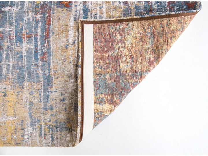 Dywan Nowoczesny Kolorowy - MONTAUK MULTI 8714 Bawełna Dywany Kolor Wielokolorowy Poliester Prostokątny Pomieszczenie Salon