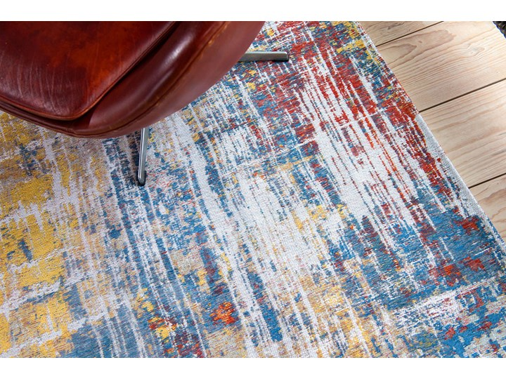 Dywan Nowoczesny Kolorowy - MONTAUK MULTI 8714 Prostokątny Dywany Kolor Wielokolorowy Bawełna Poliester Kategoria Dywany