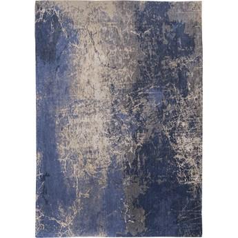 Dywan Nowoczesny Niebieski - ABYSS BLUE 8629