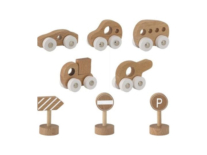 Zestaw dla dzieci Cars 6,5x6,5 cm drewniany