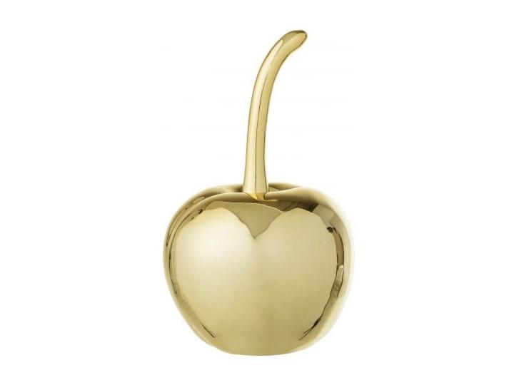 Figurka dekoracyjna Cherry mała złota