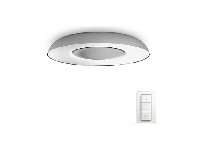 PLAFON STILL HUE 32613/48/P7 PHILIPS  Z PILOTEM Okrągłe Oprawa stropowa Oprawa led Kategoria Oprawy oświetleniowe
